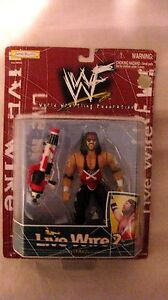 WWF-Live-Wire-2-X-Pac-Action-Figure-From-Jakks-Pacific-1998-NEW-t796