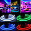 RGB-Neon-Flex-Light-IP67-Waterproof-10x20-DC12V-Indoor-Outdoor-RGB-Neon-Flex-LED thumbnail 10