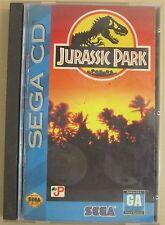 Jurassic Park (Sega CD, 1993)