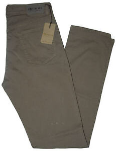 Pantalone-uomo-jeans-HOLIDAY-46-48-50-52-54-56-58-60-cotone-estivo-fango-ETAN