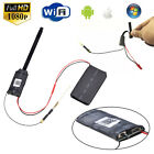 Mini DV Full 1080P HD Wireless IP DIY Spy Screw WIFI IP Camera DVR Module Cam