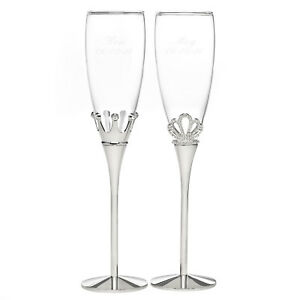 Personalized-Royal-Pair-King-and-Queen-Wedding-Toasting-Champagne-Glass-Flute