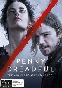 PENNY-DREADFUL-COMPLETE-SEASON-2-DVD-SET-SEALED-FREE-POST