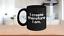 Artist-Mug-Black-Coffee-Cup-Funny-Gift-for-Writer-Painter-Art-Teacher-Actor miniature 1