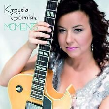 CD KRZYSIA GÓRNIAK / GORNIAK Moments
