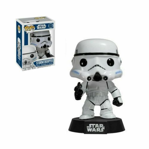 Funko POP Stormtrooper Star Wars Vynil Blue Box 05