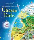 Aufklappen und Entdecken: Unsere Erde von Emily Bone (2016, Gebundene Ausgabe)