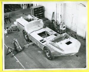Detalles acerca de 1959 US Army Larc V 5 Encendedor Vehículo Anfibio cargo  8x10 Foto #6- mostrar título original