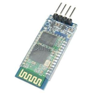 HC-06-RS232-Wireless-Serial-4-Pin-Bluetooth-RF-Transceiver-Module-With-backplane