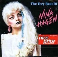 Nina Hagen Very best of (1990) [CD]