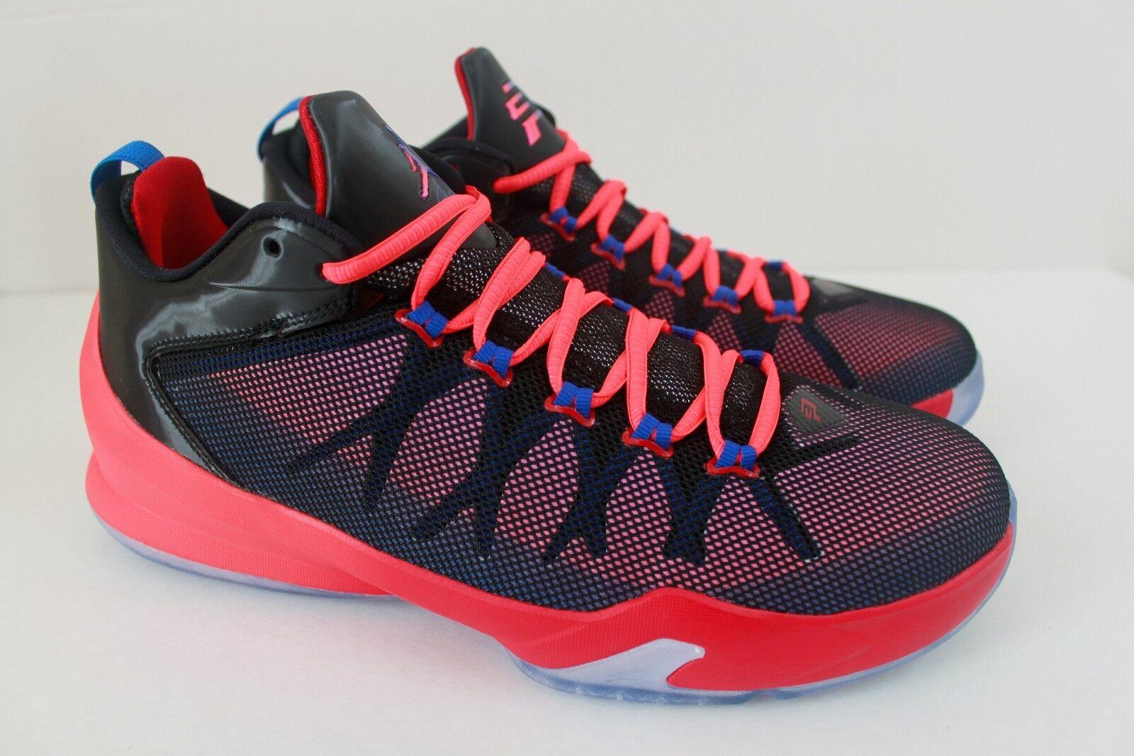 Nike - mens 725173 025 schwarze royal ROT basketballsneaker schuh 10,5 m nib