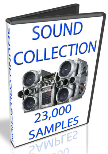 ABLETON SOUND COLLECTION FL STUDIO REASON REFILL- CUBASE- FRUITY LOOPS
