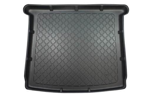 Reihe umgelegt Kofferraum Wanne gummiert für Ford Grand C-MAX 2010-7 Sitze-3