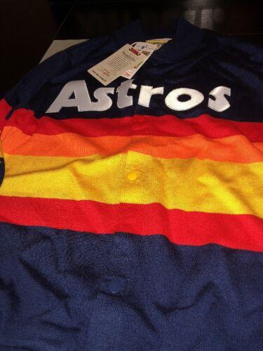 Ness Mlb Houston y Tamaño Ryan 44 Suéter Kate Mitchell 1986 Astros Upton Grande gp6Wvq1H