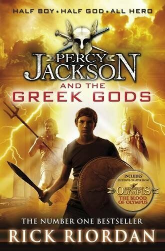 Percy Jackson and the Greek Gods (Percy Jackson's... by Riordan, Rick 0141355417