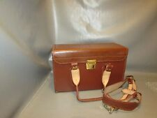 Vintage Coast Leather Camera Bag    FREE SHIPPING