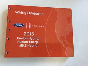2015 ford fusion wiring diagram 2015 ford fusion hybrid  fusion energi  mkz hybrid wiring diagrams  2015 ford fusion hybrid  fusion energi