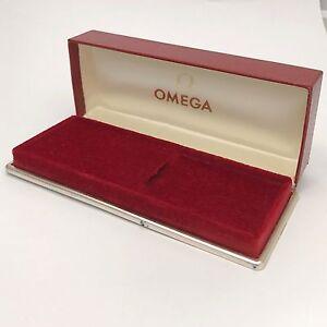 ORIGINAL-OMEGA-ETUI-BOX-fuer-ARMBANDUHREN-aus-den-1960-1970er-Jahren