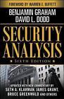 Security Analysis: Principles and Technique by Benjamin Graham, David Dodd, Seth A. Klarman (Mixed media product, 2008)