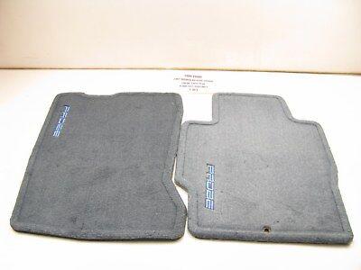 2000 Mercury Tracer Sedan Brown Driver /& Passenger 1998 1999 GGBAILEY D2852B-F1A-CH-BR Custom Fit Automotive Carpet Floor Mats for 1997