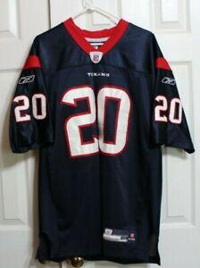 NFL Reebok Authentic Jerseys Houston Texans Slaton # 20 Size 48 | eBay  hot sale