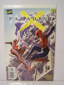 Marvel-Paradise-X-number-2-Resealable-Comic-Bag-and-Board