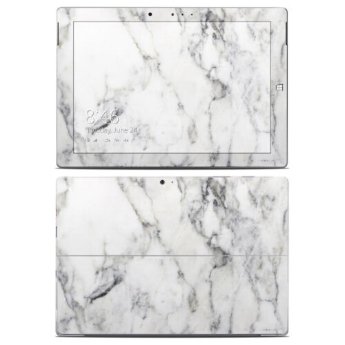 White Marble Surface 3 Skin Sticker Decal