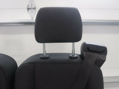 2015 to Current Ford Transit OEM Charcoal//Black Cloth Headrest
