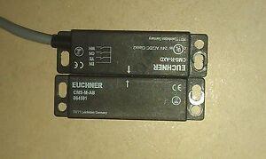 Safety switch / Interrupteur de sécurité codé sans contact EUCHNER CMS-R-AXD