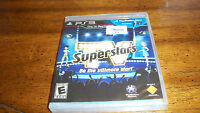 Tv Superstars (sony Playstation 3, 2010) Brand Sealed Ps3 Video Game