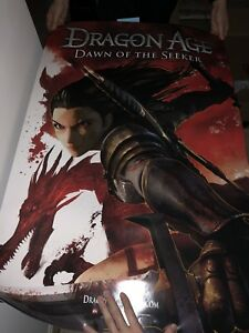 Dragon Age Dawn Of The Seeker Otakon Jumbo Poster Promo Rare Sale 4250148707088 Ebay