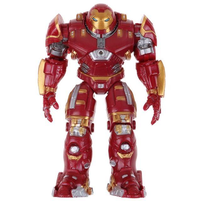 7'' Avengers 2 Age of Ultron IRON MAN HULK BUSTER Marvel Action Figure Toys UK