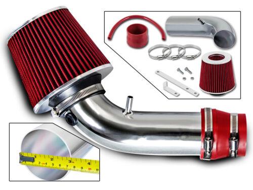 Short Ram Air intake Kit RED FILTER FOR 99-03 Suzuki Grand Vitara 2.5L V6