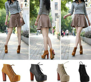 2014-Classic-Women-Lita-platforms-Punk-high-heels-boots-Lace-Up-Ankle-shoes-0917