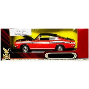 Yat Ming Road Signature 1969 Plymouth Barricuda 1:18 Scale Die Cast Car