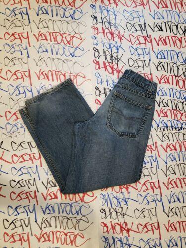 Vintage Anchor Blue Beyond Baggy Jeans 30x30 90s S