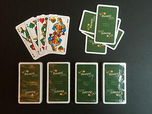 4er-Original-Schafkopfkarten-von-Sauspiel-de-mit-Bayernhymnenaufdruck-ASS