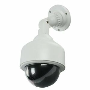 Dummy-Fake-CCTV-Security-Surveillance-Dome-Camera-Solar-Red-LED-Flashing-Light