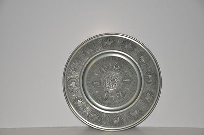 Arte E Antiquariato Lotto 5 Oggetti In Peltro Vintage Up-To-Date Styling