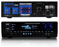 Wireless Digital Home Stereo Receiver, Audio Stream High Power Electronic Device