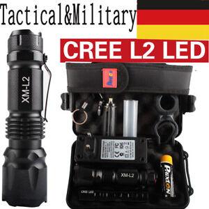 10000lm-echte-Shadowhawk-X800-Polizei-Taschenlampe-Cree-L2-LED-Militaer-Fackel