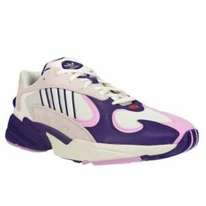 adidas Dragon Ball Z Yung-1 Lace Up  Mens  Sneakers Shoes Casual   - Off