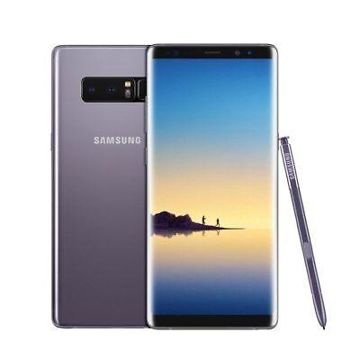 Samsung Galaxy Note 8 SM-N950F DUAL SIM 64GB GRAY (FACTORY UNLOCKED) BRAND NEW