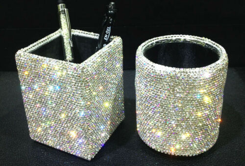 24*40cm Self Adhesive Crystal Rhinestone SS6 2mm Gems Bling Stickers DIY Trim