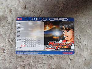 AKIO-ASAKURA-MAXIMUM-TUNE-PLAYERS-TUNING-CARD-WANGAN-MIDNIGHT-arcade-game-C58