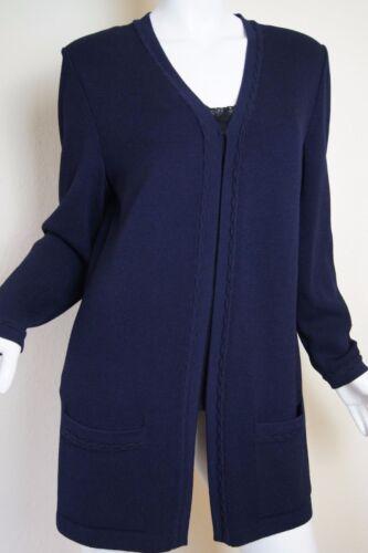 St. John Basics  Knit Open Cardigan Jacket by St. John