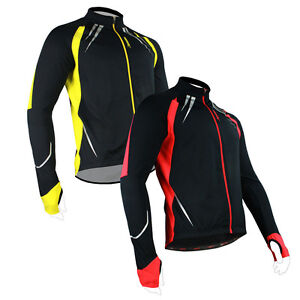 New Fleece Thermal Winter Cycling Jacket Casual Coat Outdoor Bike Jersey 3 Color