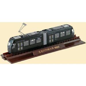 Tomytec-The-Voie-Ferroviaire-Collection-Centram-Type-9000-Noir-DE9001-Japon