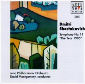 FREE US SHIP. on ANY 3+ CDs! USED,MINT CD : Shostakovich: Symphony No. 11