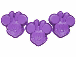 68222 Disney Minnie Mouse Backform Silikonform Kuchenform 3 Stuck Ebay